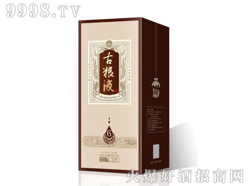 古粮液6-42°52°500ml浓香型白酒