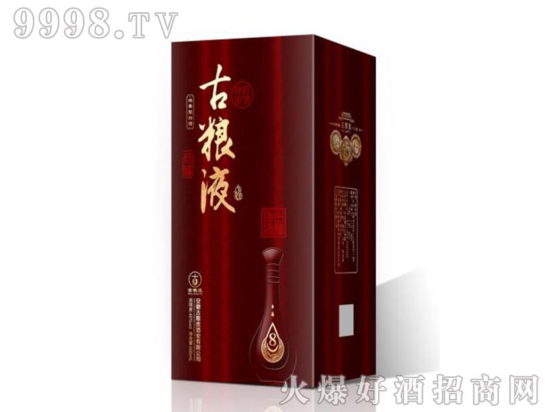 古粮液8-42°52°500ml浓香型白酒