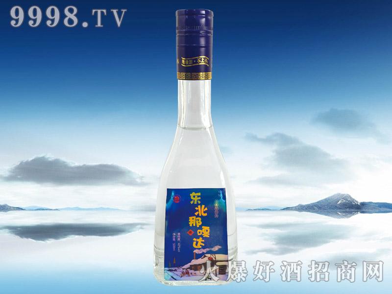 东北那嘎达酒42度500ml浓香型白酒
