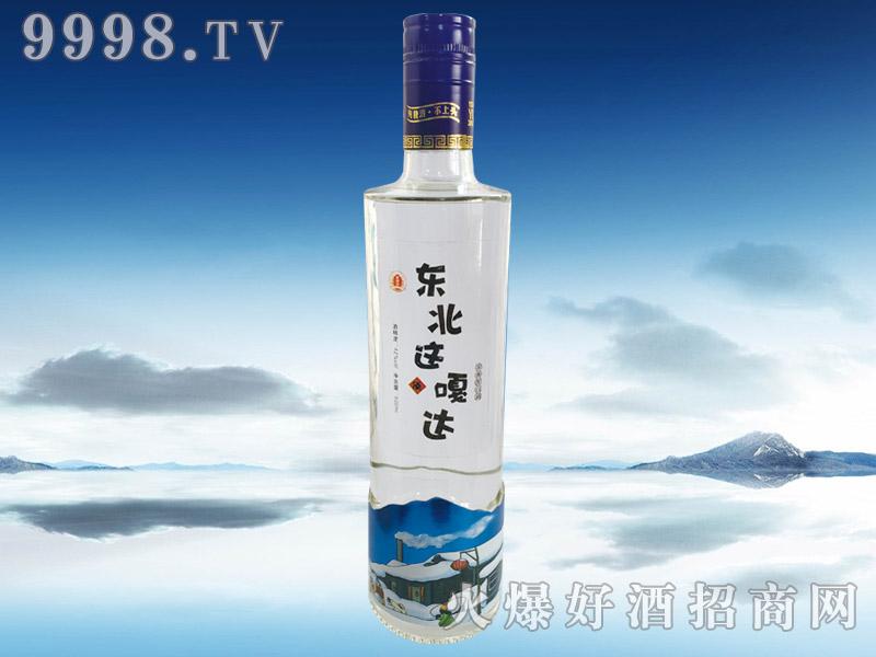 东北这嘎达酒42度450ml浓香型白酒