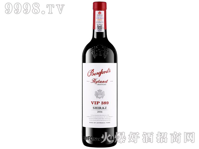 奔富海兰酒庄VIP389干红葡萄酒