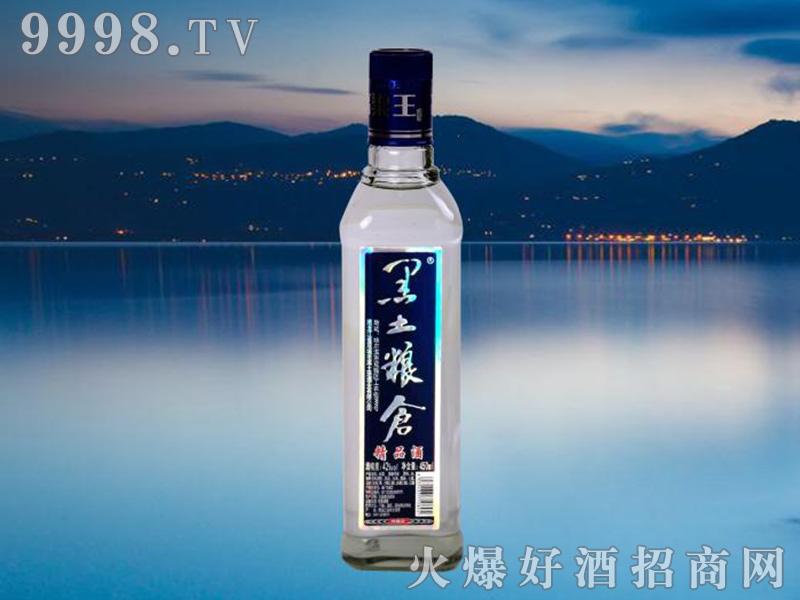 黑土粮仓精品酒42°450ml浓香型白酒