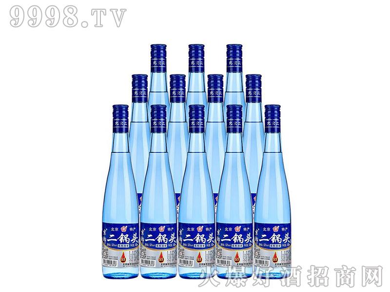 京都二锅头酒53°500ml×12瓶-白酒类信息