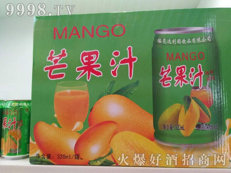 达利园芒果汁风味饮料320ml