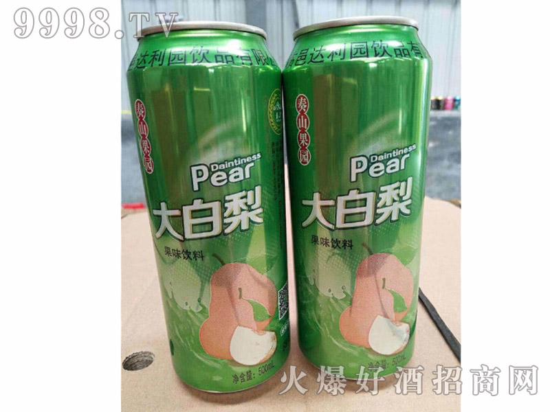 达利园饮品大白梨果味饮品500ml