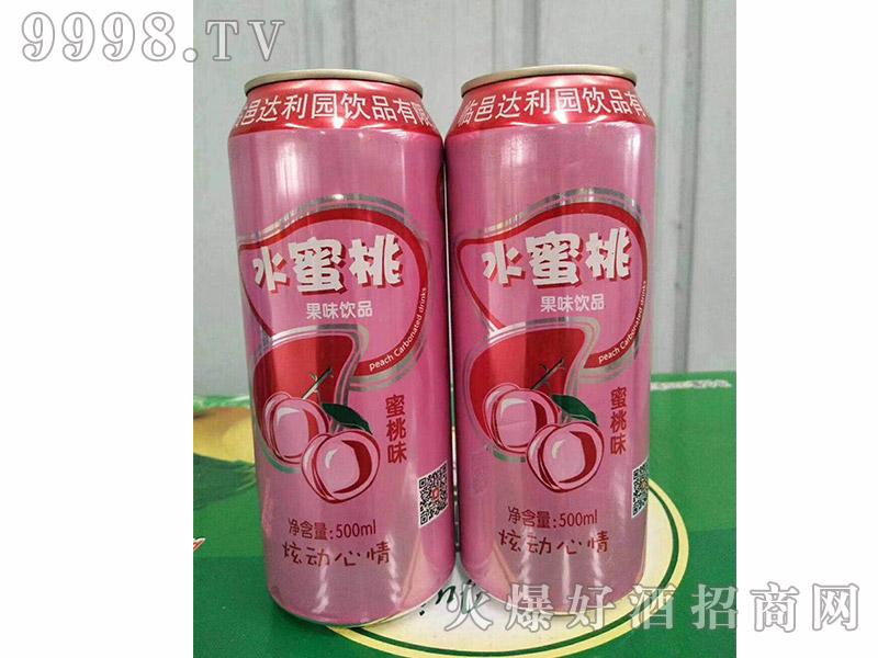 达利园饮品水蜜桃果味饮品500ml