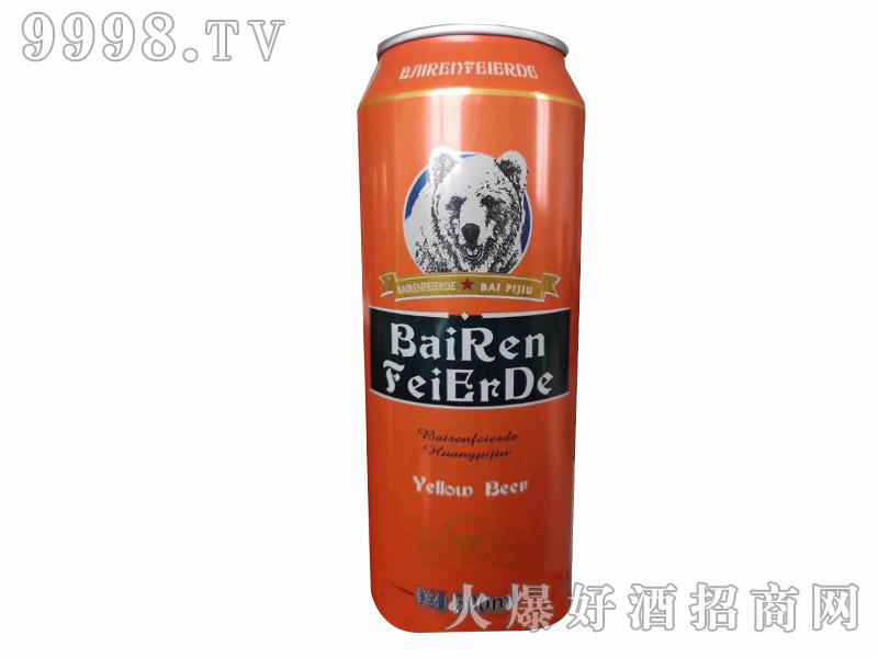 拜仁菲德小麦啤酒500ml