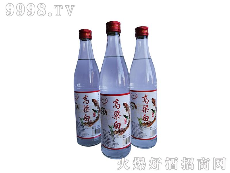 高粱白酒42度500ml浓香型白酒