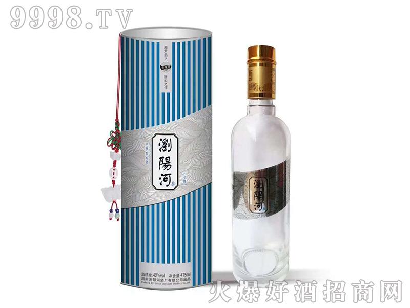 浏阳河湘贡天下·少将52°42°475ml浓香型白酒
