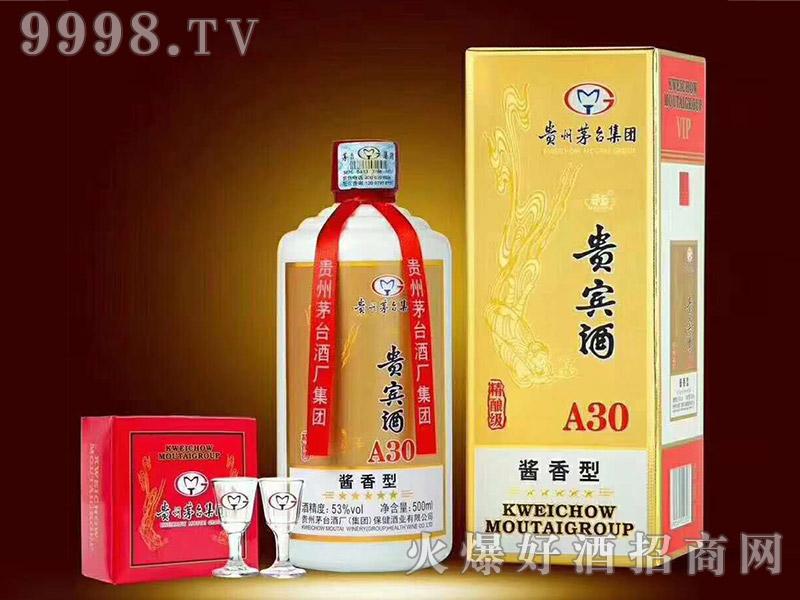 酒中贵宾·精酿佳品53度500ml酱香型