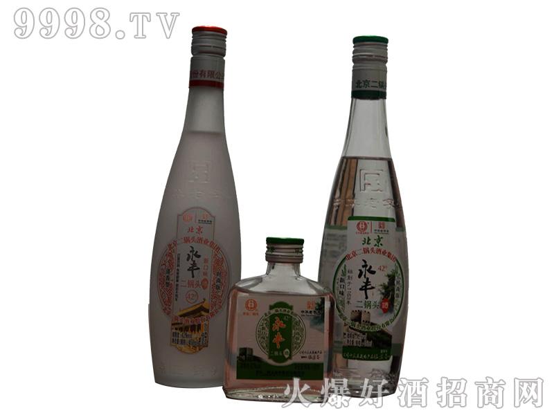 永丰二锅头时尚版组合清香型白酒