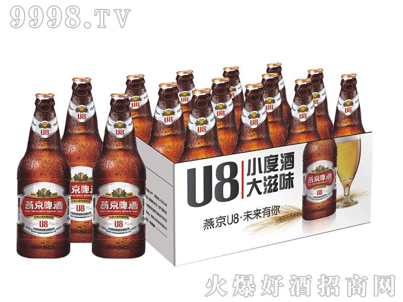 燕京千赢国际手机版U8 8度500ml