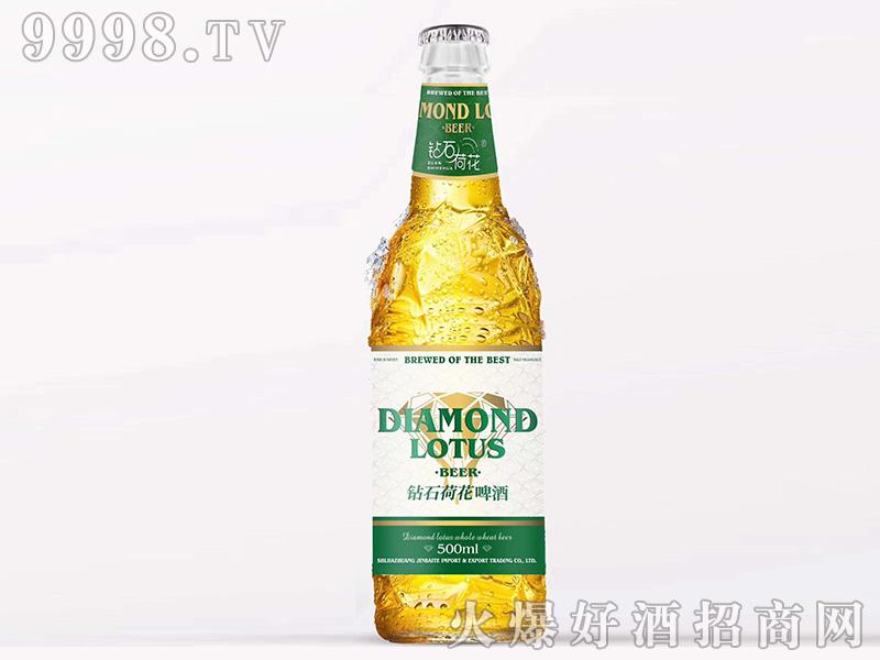 钻石荷花千赢国际手机版绿标10°P3.6%vol500ml