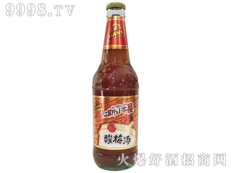 汉斯小木屋酸梅汤500ml×12瓶