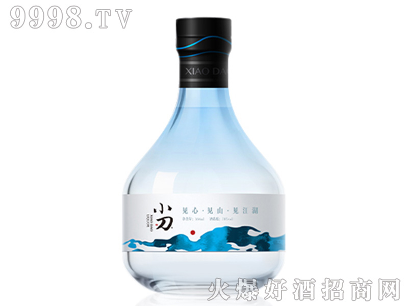 小刀酒江湖42°150ml浓香型白酒-白酒招商信息
