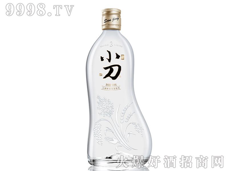 小刀酒陈酿38°500ml浓香型白酒-白酒招商信息