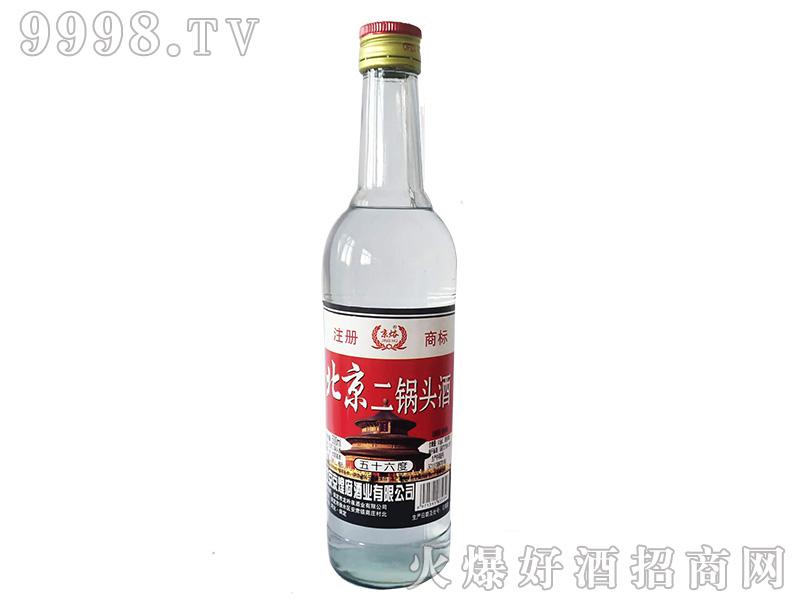 京焀北京二锅头56°500ml浓香型白酒-白酒招商信息