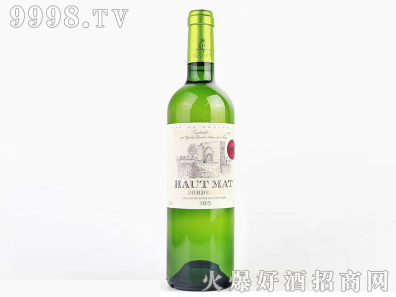 侯马波尔多干白葡萄酒13°750ml-红酒招商信息