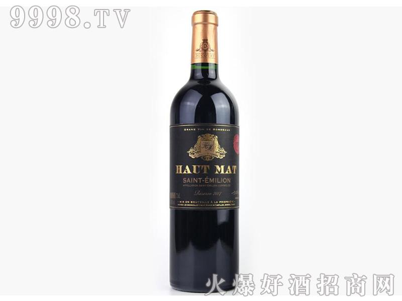 侯马圣爱美隆干红葡萄酒14°750ml-红酒招商信息