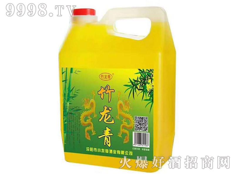 竹龙青酒42°2.5L清香型白酒