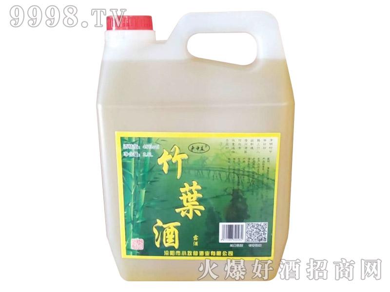 晋申泉竹叶酒露酒45°3.5L清香型白酒