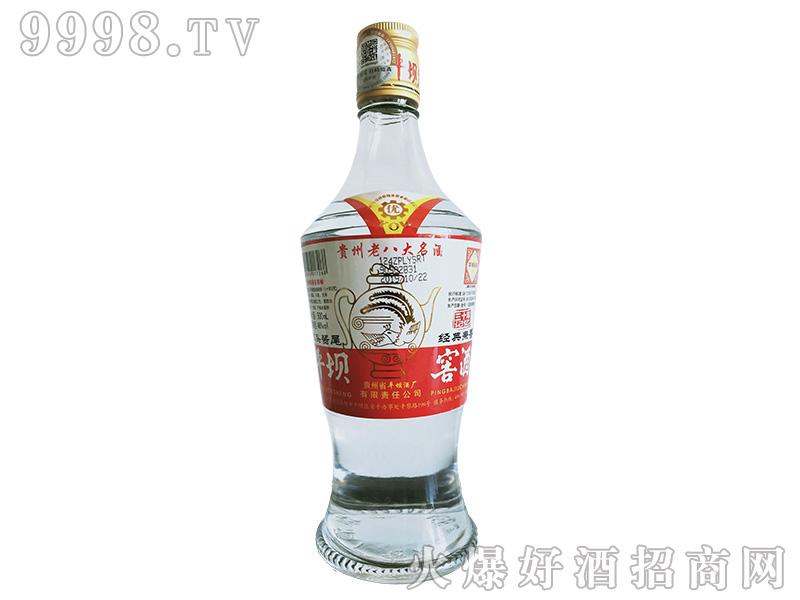 平坝窖酒(经典兼香30)46°500ml兼香型白酒