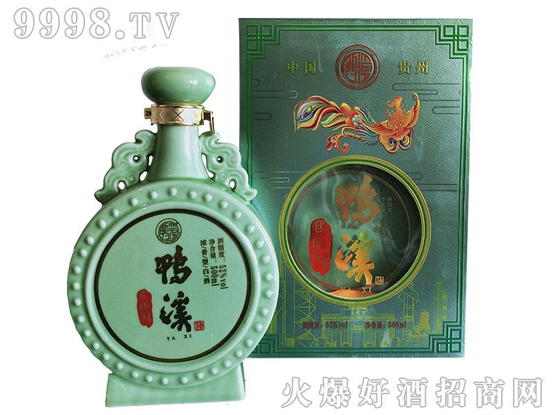 鸭溪窖酒(民国往事)52°500ml浓香型白酒