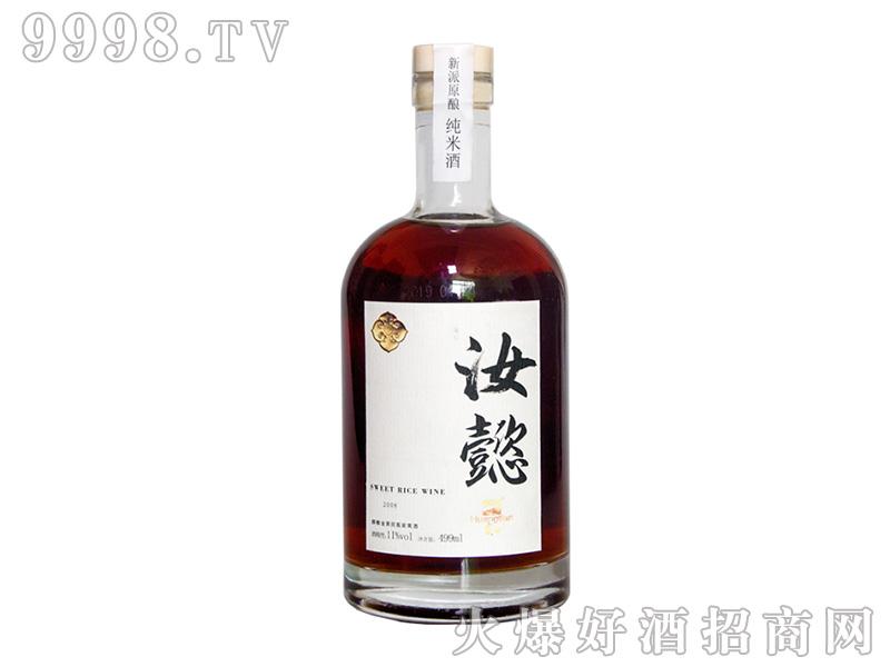 金黄田汝懿客家黄酒13度499ml