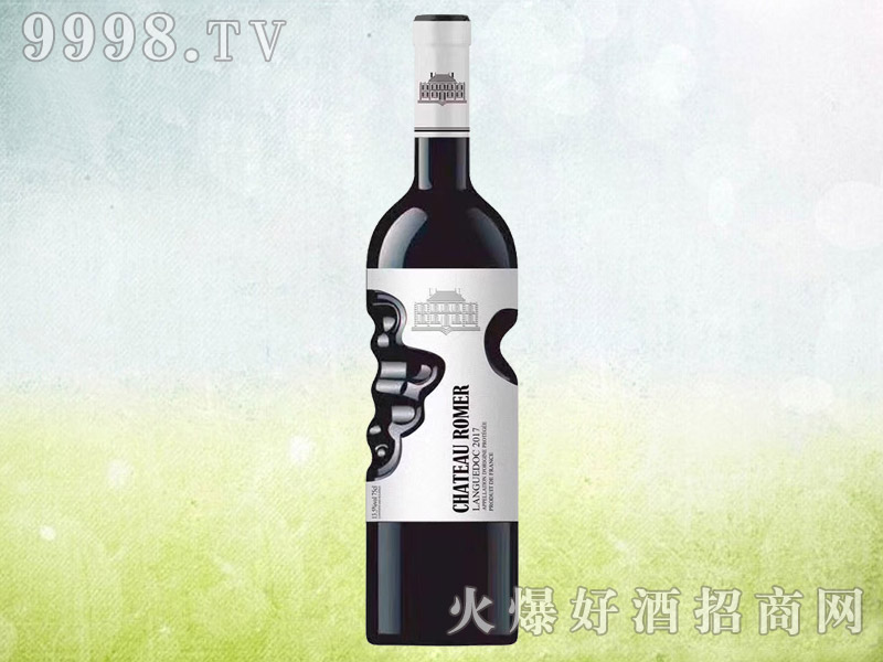 罗曼莱酒庄爱神之手干红葡萄酒
