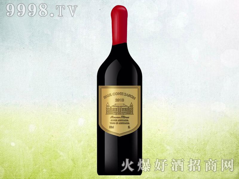 保罗康蒂杰森干红葡萄酒