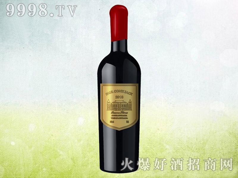 保罗康蒂杰克干红葡萄酒