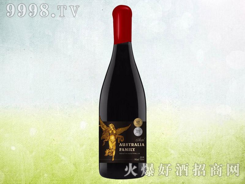 澳族酒庄天使干红葡萄酒
