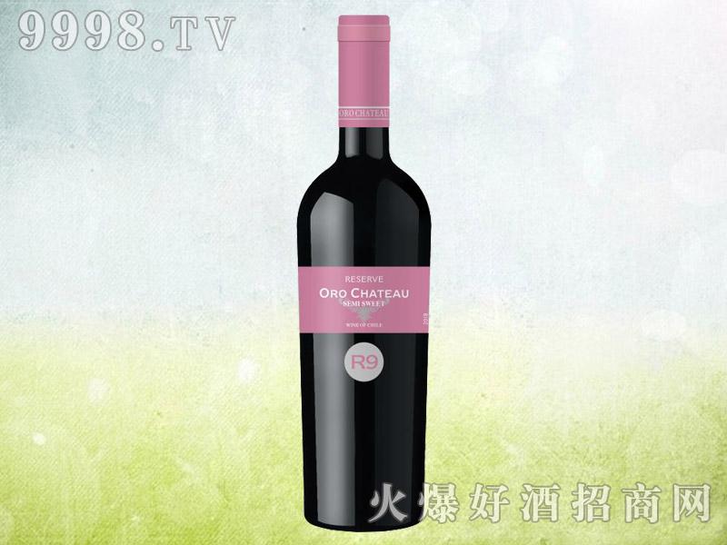 欧洛酒庄珍藏级半甜葡萄酒