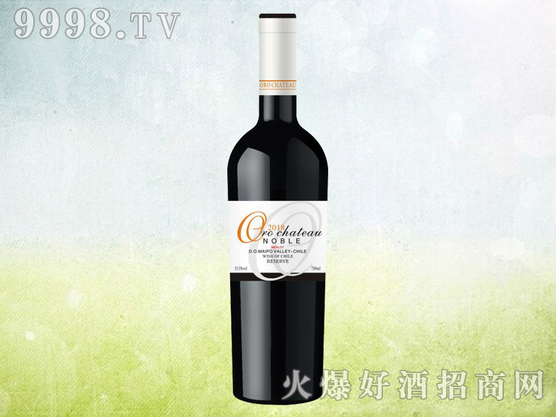 欧洛酒庄贵族干红葡萄酒