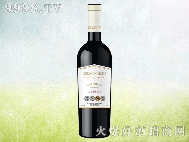 德索曼贵族干红葡萄酒