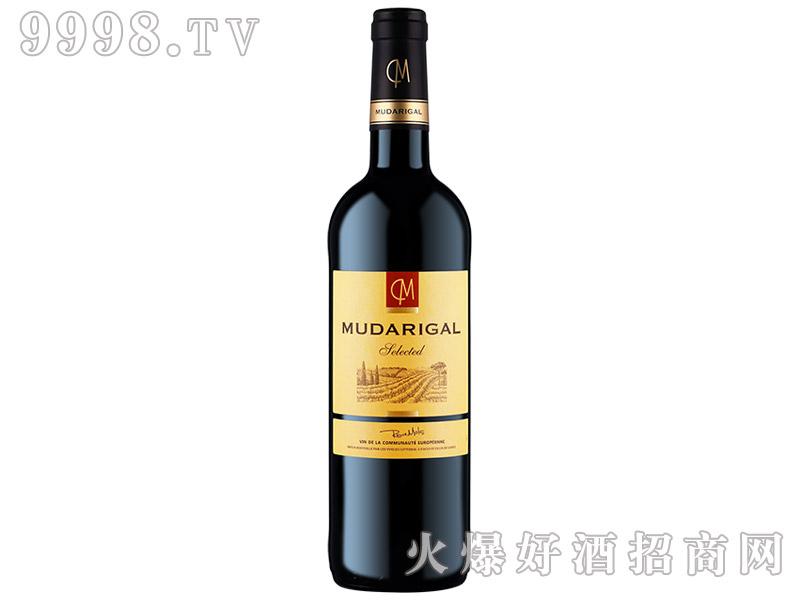 张裕木歌精选干红葡萄酒