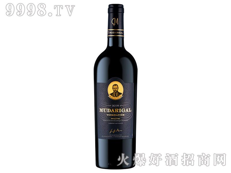 张裕木歌大师干红葡萄酒