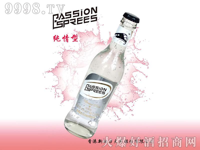 趣动牌纯情型苏打酒3.5%vol 275ml
