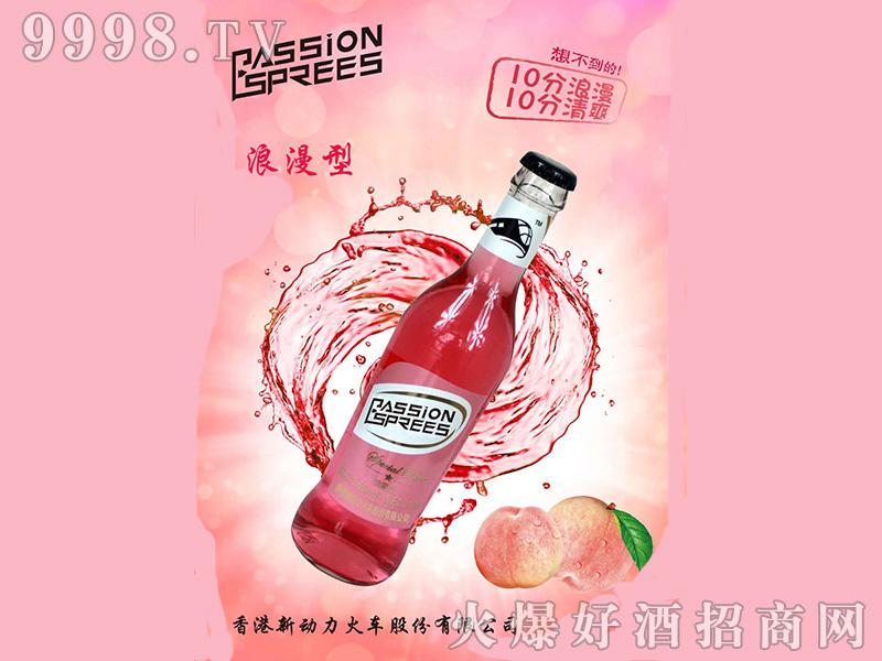 趣动浪漫型苏打酒3.5%vol 275ml