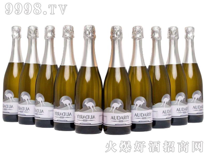 澳袋丽畅饮型气泡香槟白750ml