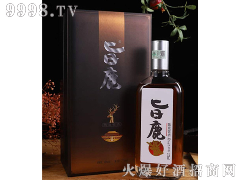旨鹿甄鹿�酒375ml