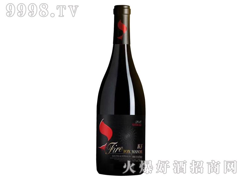 红狐庄·澳丽娅干红葡萄酒