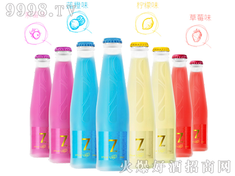 匀酒第7元素迷你鸡尾酒(组合)3.7°170ml