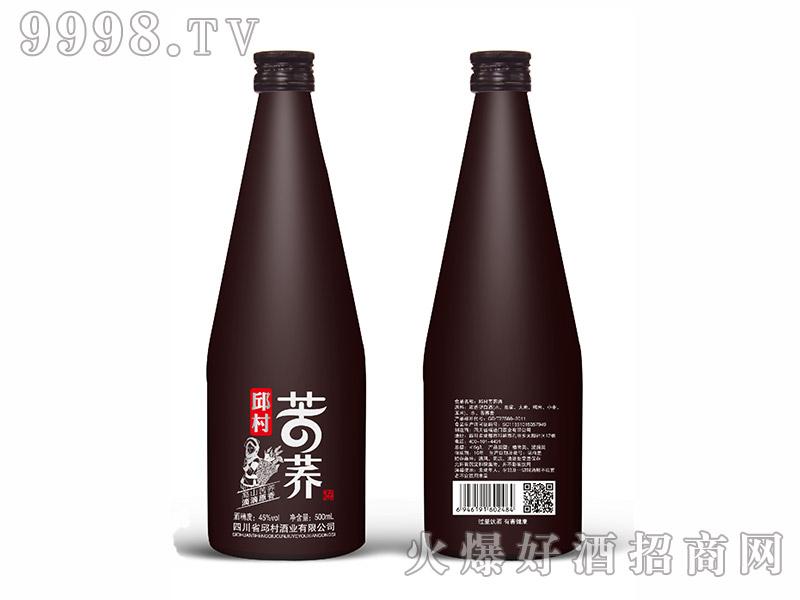 邱村苦荞酒45度500ml