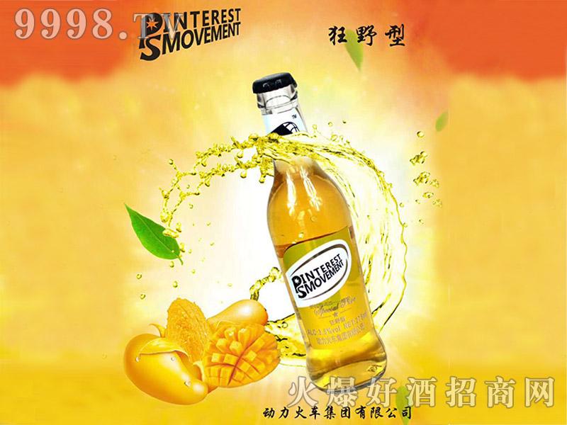 动力火车狂野型苏打酒3.5%vol 275ml