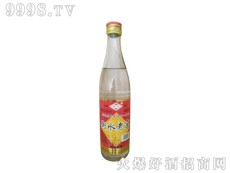衡水老窖42度490ml浓香型白酒