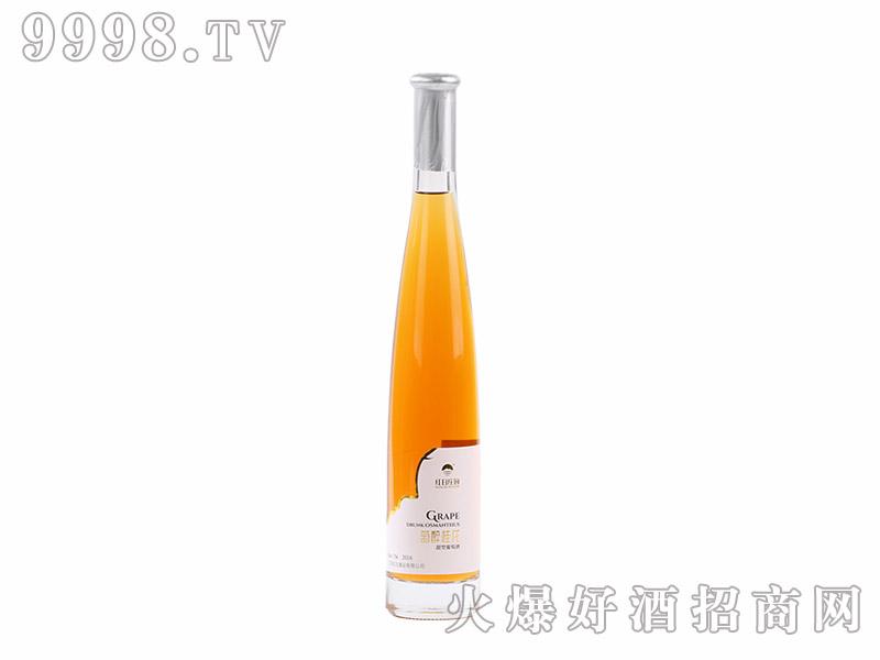 萄醉桂花白葡萄酒12度375ml