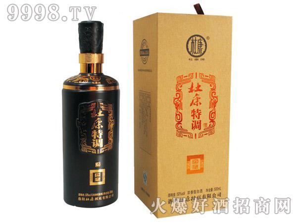 杜康特调酒50°500ml浓香型白酒-白酒类信息