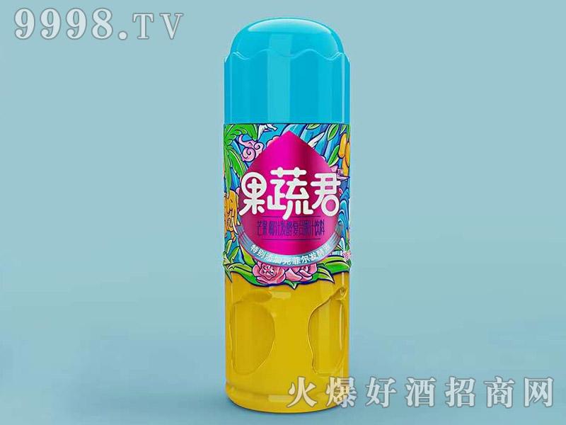 果蔬君芒果椰汁发酵复合果蔬汁饮料330ml
