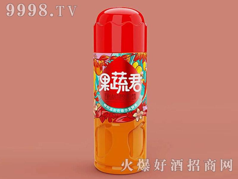 果蔬君芒果红西柚发酵复合果蔬汁饮料330ml